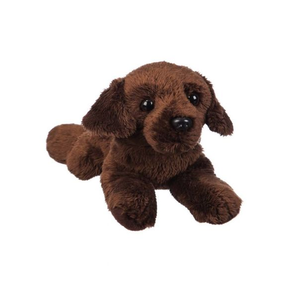 Chocolate Lab 8 Plush Amys Party Store