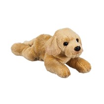 "Yellow Lab 8"" Plush"