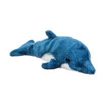 "Dolphin 8"" Plush"