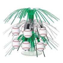 ***Baseball Mini Cascade Centerpiece