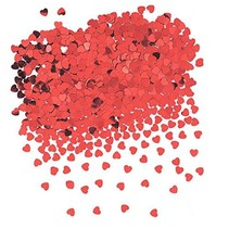 ***Red Heart Confetti .5oz Bag