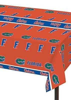 ***University of Florida Gator Plastic Tablecover