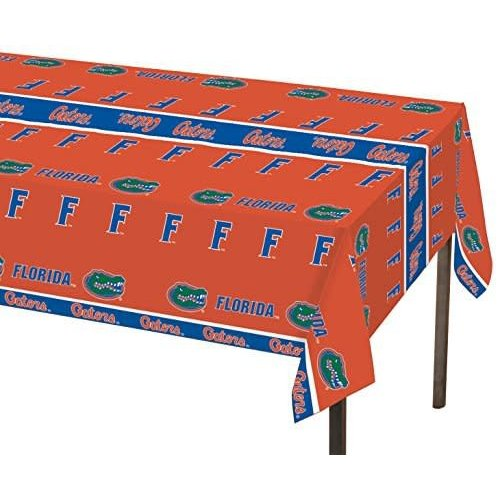*University of Florida Gator Plastic Tablecover