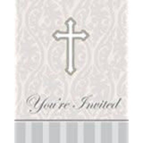 *Devotion Invitations 8ct