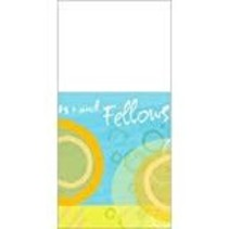 *Faith Fun & Fellowship Tablecover