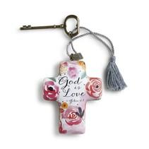 ***God is Love Art Cross