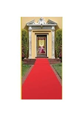 ****Red Carpet 15ft Runner
