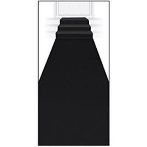 *Black Carpet 15ft  Runner