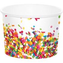 Sprinkles 6ct Treat Cups