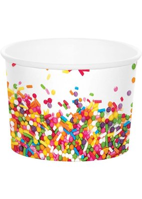 ***Sprinkles 6ct Treat Cups
