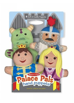 ***Hand Puppets Palace Pals