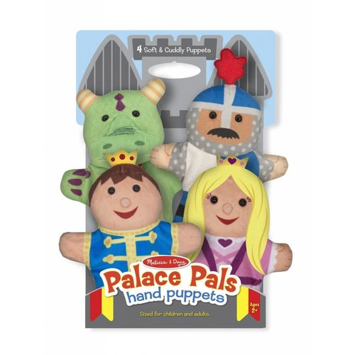 Hand Puppets Palace Pals