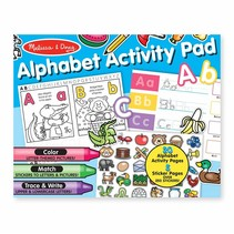 ***Alphabet Activity Pad