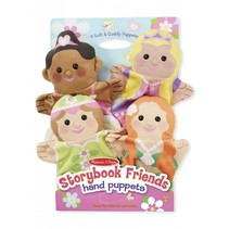 Hand Puppets Storybook Friends