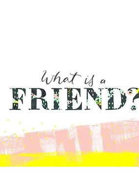 ***What is a Friend Book