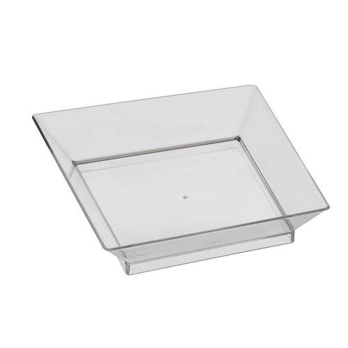 **Mini 2.68x2.68 Deep Square Dishes 20ct