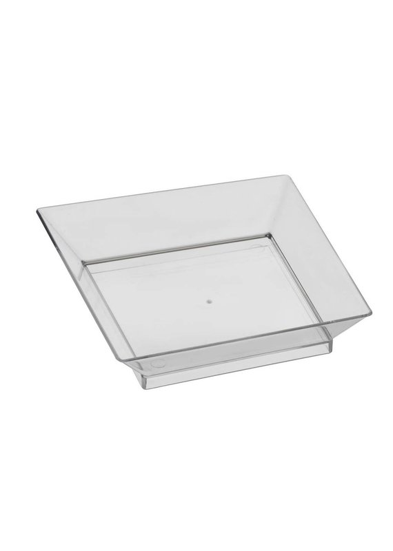 ***Mini 2.68x2.68 Deep Square Dishes 20ct
