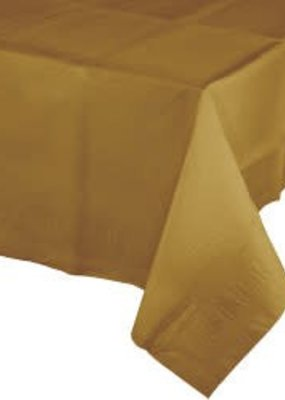 ***Glittering Gold 54x108 Rectangle Tablecover