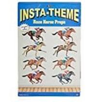 Race Horse Props 8ct