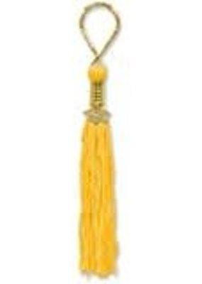 ***Gold Grad Tassel Key Chain