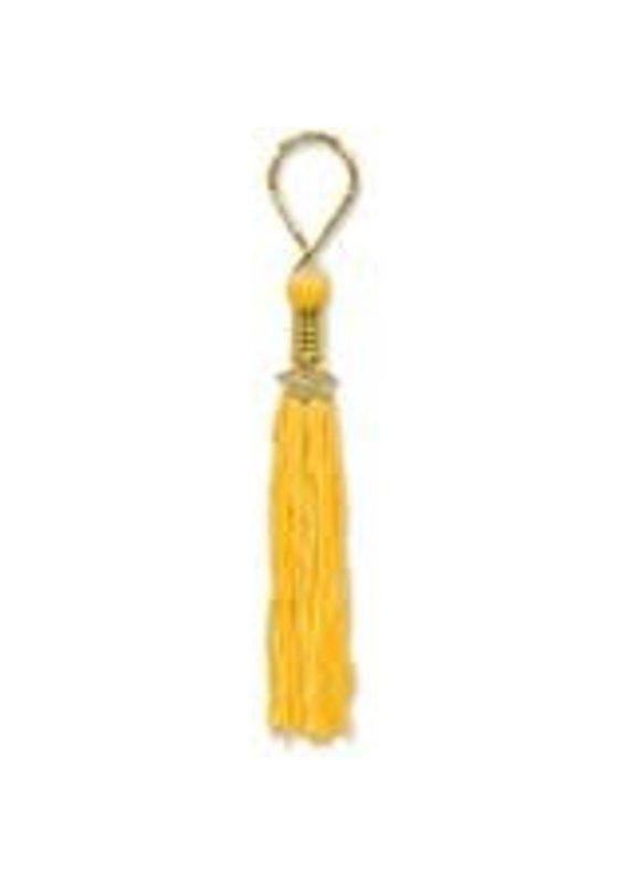 ****Gold Grad Tassel Key Chain