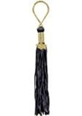 ***Black Grad Tassel Key Chain