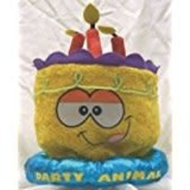 *Party Animal Birthday Hat
