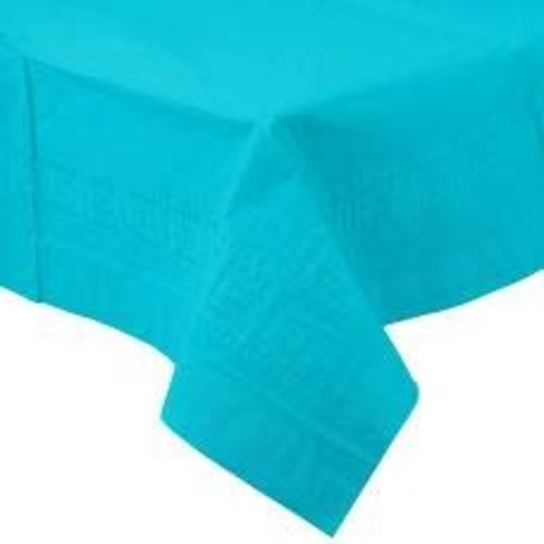 *Bermuda Blue 54x108 Rectangle Tablecover