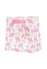 CR Gibson ***Flamingle Petite Embellished Gift Bag