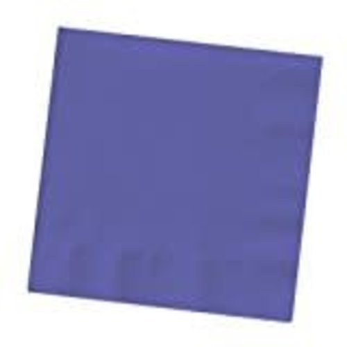Purple 3ply Lunch Napkins 50ct