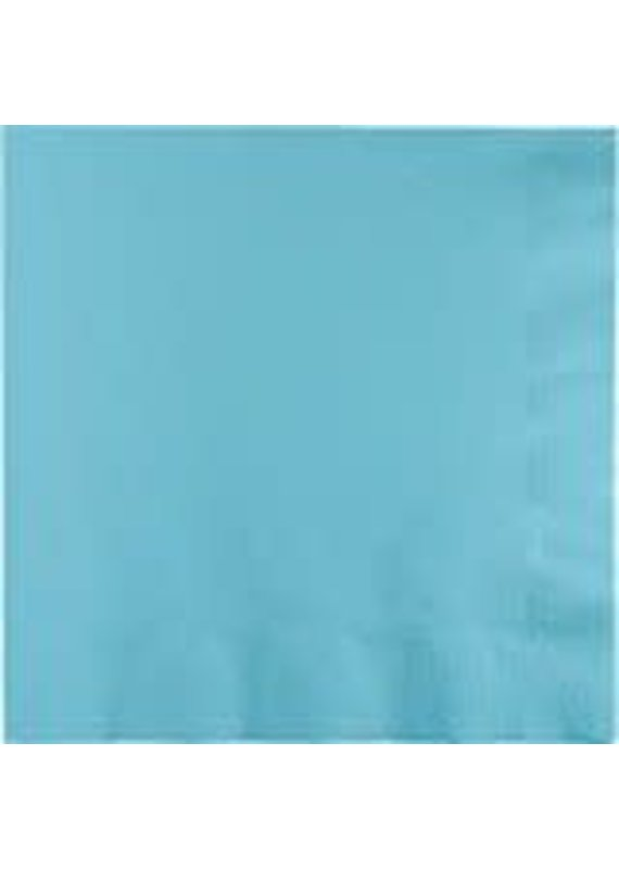 ****Pastel Blue 3ply Lunch Napkins 50ct
