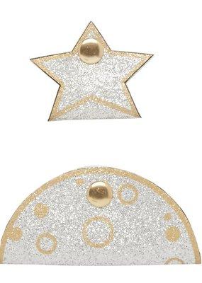 CR Gibson ***Moon and Stars Cord Keeper
