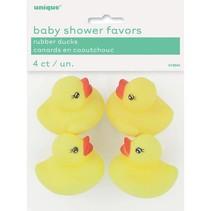 Rubber Duck Baby Shower Favor