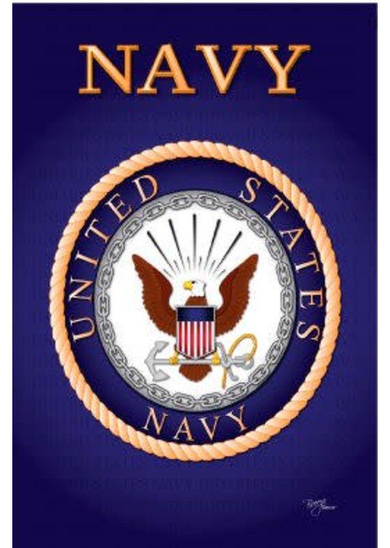 *****United States Navy Garden Flag