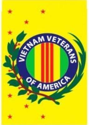 ***Vietnam Veterans of America Garden Flag