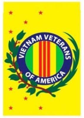 ****Vietnam Veterans of America Garden Flag