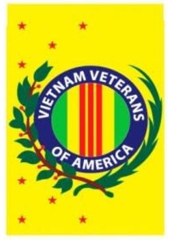 *****Vietnam Veterans of America Garden Flag