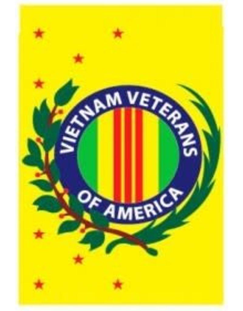 Vietnam Veterans Of America Garden Flag Amys Party Store
