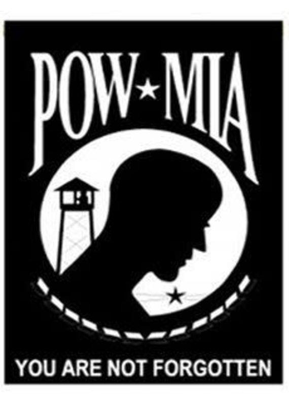****POW MIA Garden Flag