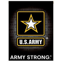 ***United States Army Strong Garden Flag