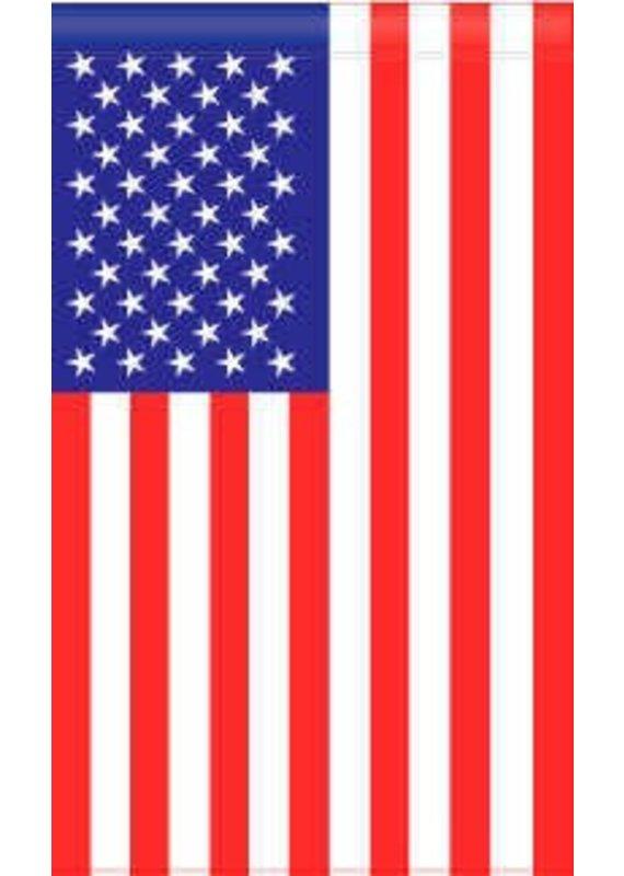 ****USA Garden Flag