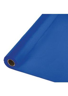***Cobalt 100' Roll Plastic Tablecover