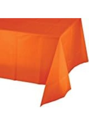 ***Sunkissed Orange 54x108 Rectangle Tablecover
