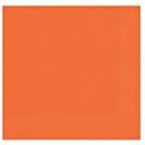 *Sunkissed Orange 3ply Lunch Napkins 50ct