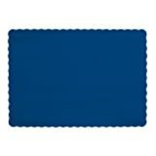 *Navy Placemats 50ct