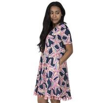 ***Savanah Short Sleeve Dress