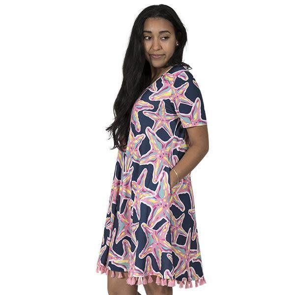 Savanah Short Sleeve Dress