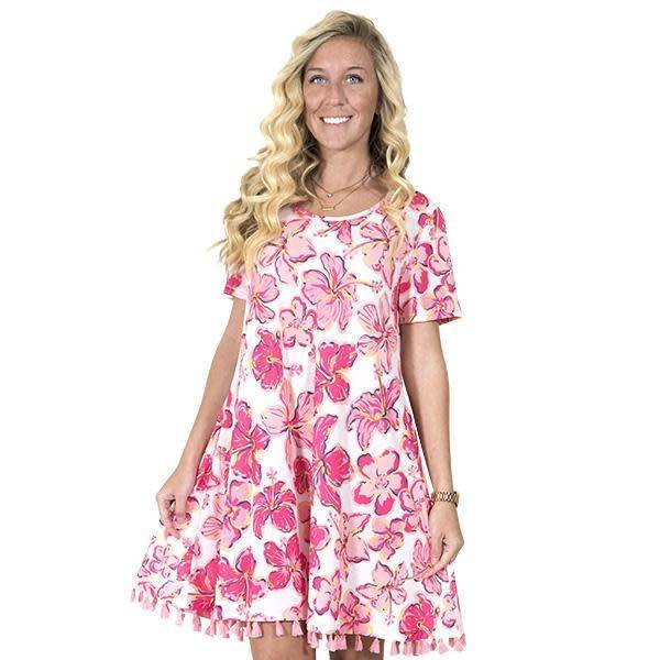 Sarastota Short Sleeve Dress