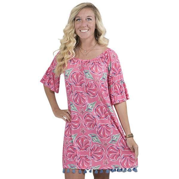 Wilmington Bell Sleeve Dress