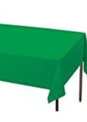 ***Emerald Green 54x108 Rectangle Tablecover